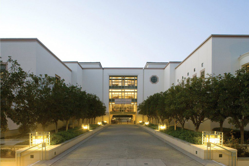 Honnold-Mudd Library of the Claremont Colleges