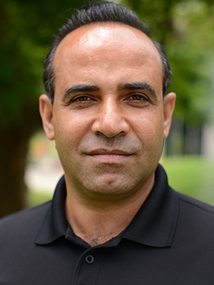 Ahmed Alwishah, Associate Professor of Philosophy