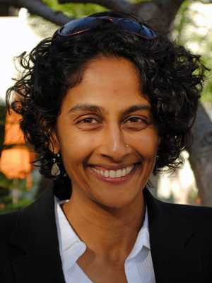Brinda Sarathy, Associate Professor of Environmental Analysis and Director, Robert Redford Conservancy for Southern California Sustainability
