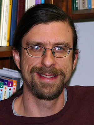 David Bachman, Professor of Mathematics
