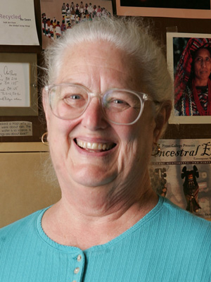 Sheryl Miller, Professor of Anthropology and Distinguished Teaching Chair in Archaeology and Biological Anthropology