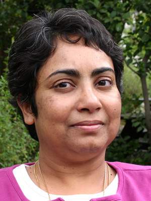 Sumangala Bhattacharya, Associate Professor of English and World Literature