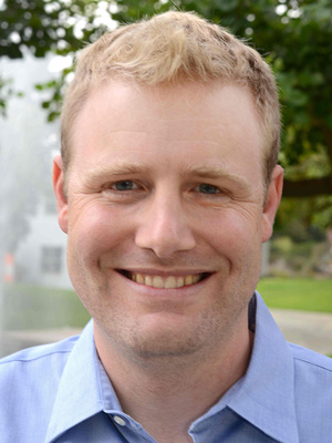 William Barndt, Assistant Professor of Political Studies