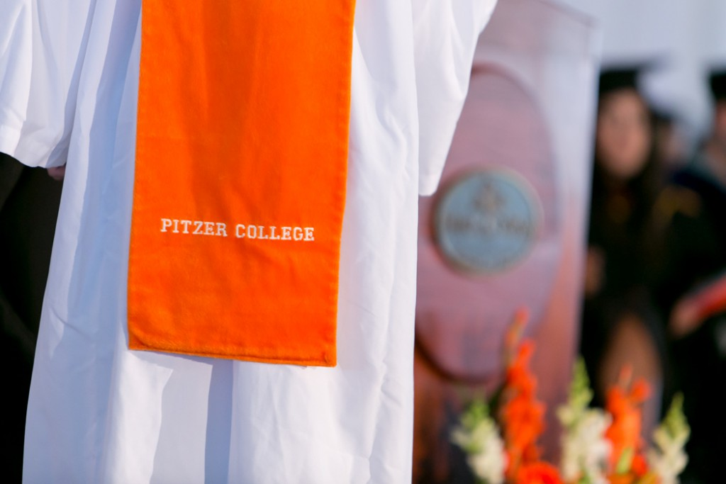 Pitzer College Commencement - May 16, 2015