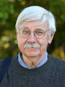 Ronald MacCauley, Professor Emeritus of Linguistics