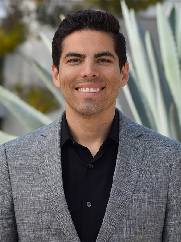 Marcus Rodriguez, Assistant Professor of Psychology