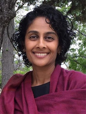 Professor of Environmental Analysis Brinda Sarathy