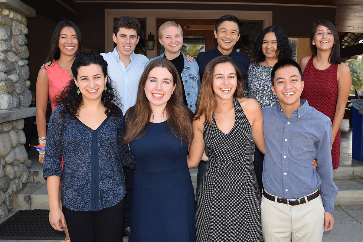 2017-18 Admission Fellows