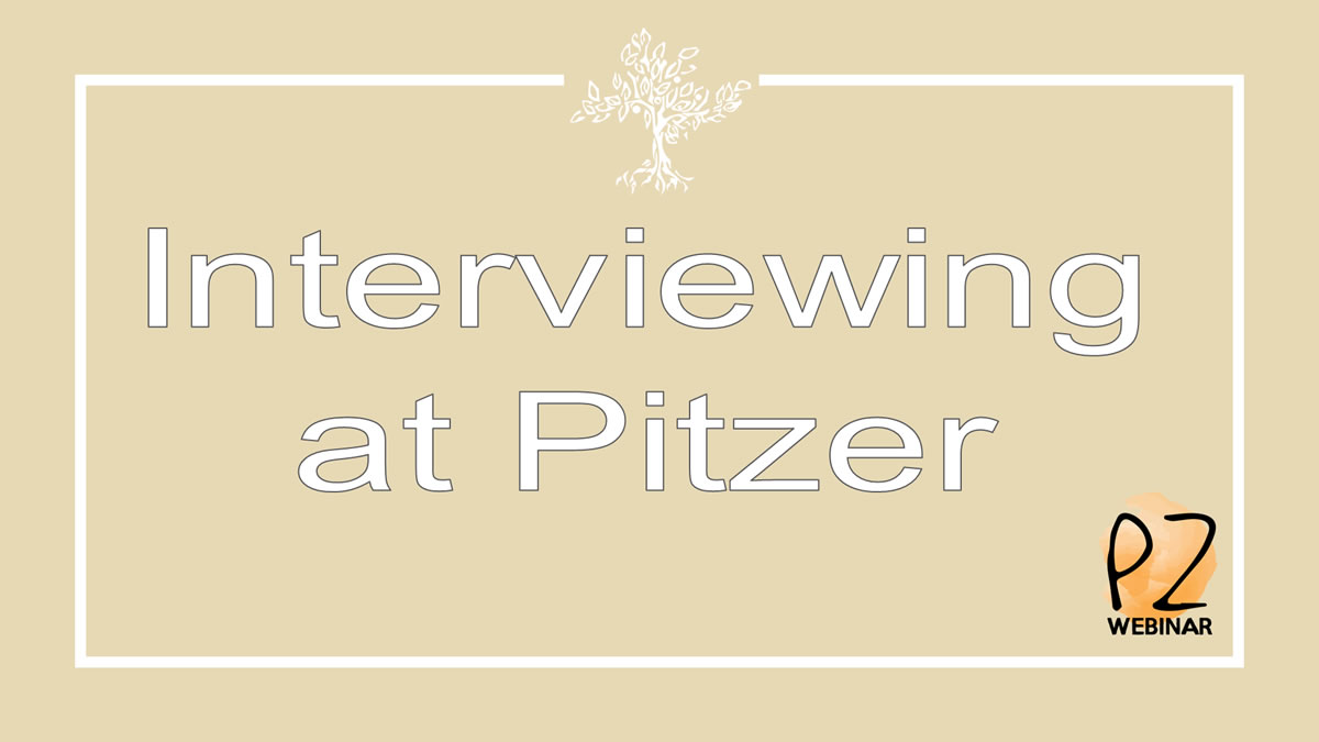Interviewing at Pitzer