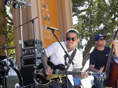 Rockabilly Festival At Pitzer