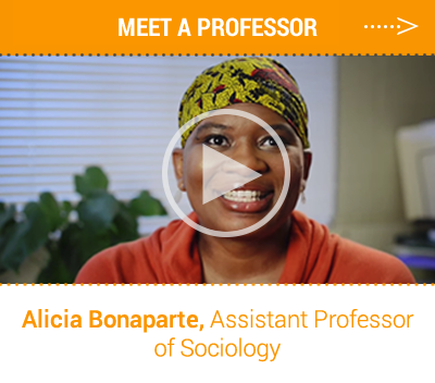 Alicia Bonaparte Pitzer College Professor