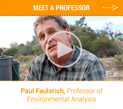 Paul Faulstich Pitzer College Professor