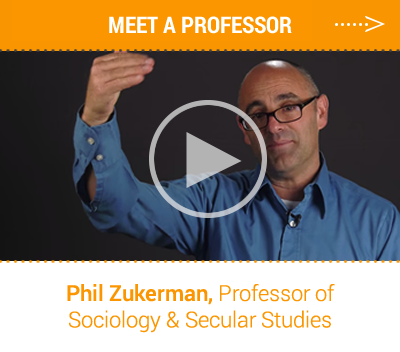 Phil Zukerman Pitzer College Professor