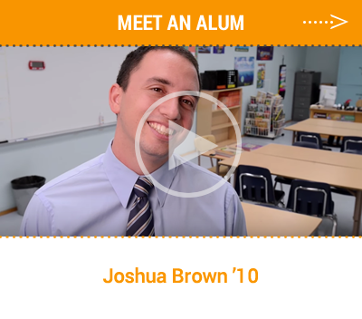 Pitzer Grad Joshua Brown