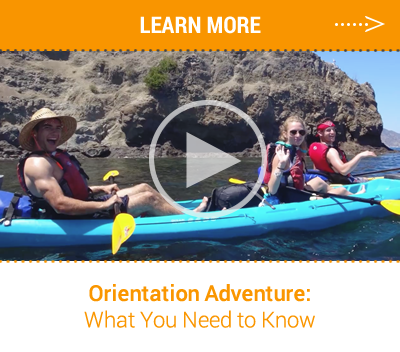 Pitzer College Orientation Video
