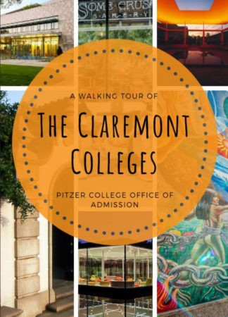 walking tour of The Claremont Colleges