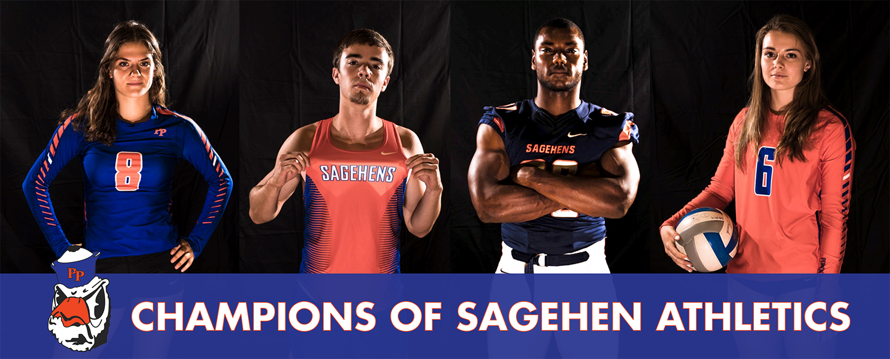 Champions of Sagehens Athletics