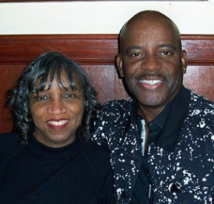 Rhonda Foster '82 and Ruett Foster '81