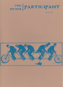 Cover 1974 Spring Participant