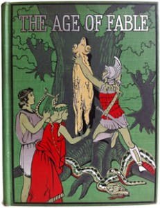 Book cover - The Age of Fable