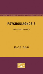Book cover - Psychodiagnosis, Selected Papers