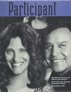 Cover 1994 Spring Participant