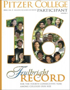 Cover 2006 Spring Participant