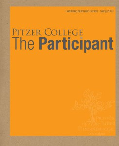 Cover 2009 Spring Participant