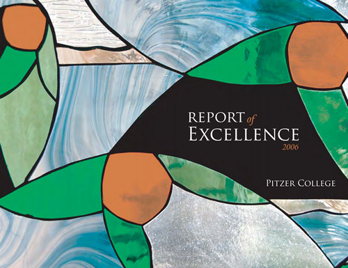 Cover, 2006 Annual Report