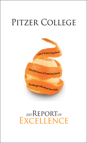 Cover, 2007 Annual Report