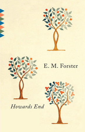 Book Cover - Howards End