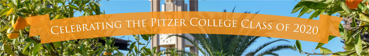 Celebrating the Pitzer College Class of 2020