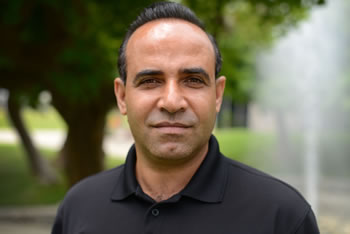 Assistant Professor of Philosophy Ahmed Alwishah