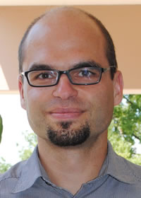 Assistant Professor of Biology Lars Schmitz