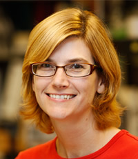 Associate Professor of Biology Jennifer Armstrong