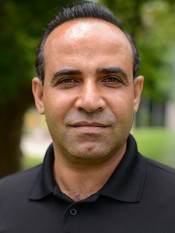Associate Professor of Philosophy Ahmed Alwishah