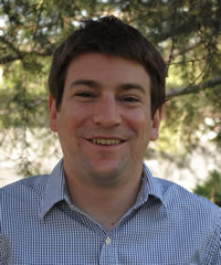 Assistant Professor of Chemistry Aaron Leconte