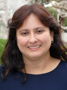 Suyapa Portillo Villeda '96, assistant professor of Chicano/a-Latino/a Transnational Studies.