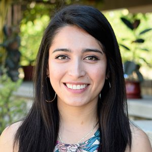 Mayra Sandoval '16 Fulbright Fellow