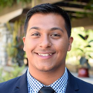 Enrique Romero '16 Fulbright Fellow