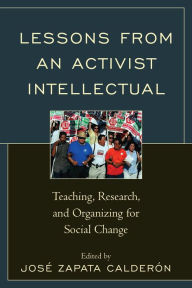 Calderon_Activist Intellectual Book Cover