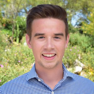 Chris Norwood '16 Fulbright Fellow