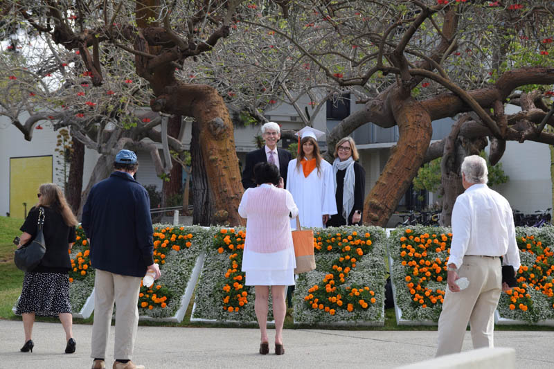 Pitzer College Commencement 2017
