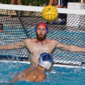 SCIAC Athelete of the Year Daniel Diemer '18, Sagehens Athletics Men's Water Polo