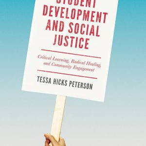 Book cover, Student Development and Social Justice