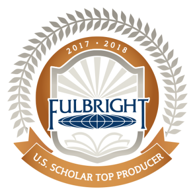 Fulbright U.S. Scholar Top Producer