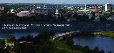 Harvard National Model United Nations 2018