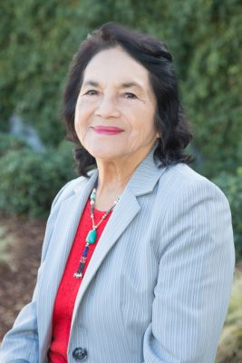 Commencement Keynote Speaker Dolores Huerta