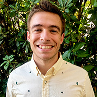 Andrew Seagraves '16, Coro Fellow in Public Affairs