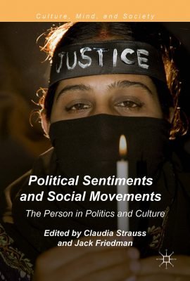 Caludia Strauss Political Sentiments book cover